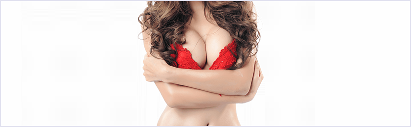 El costo de levantamiento de senos en diferentes