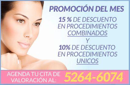 Promoción | Cirujano Plástico, Cirugia Estetica y Cirugia Reconstructiva | Dr. Pera Gálvez | México D.F.